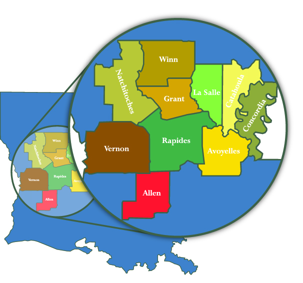 Port Louisiana | CENLA | Corporate Relocation | Business Relocation